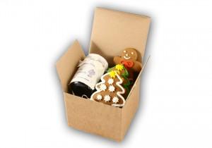 Zestaw świąteczny nr 11 Piernikowe pudełko