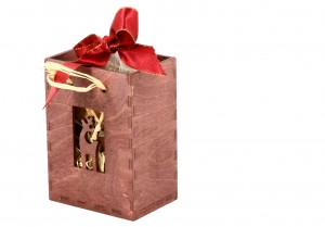 Zestaw świąteczny nr 15 Pudełko z marcepanem