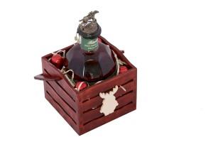 Zestaw świąteczny nr 29 Skrzyneczka z Bourbonem