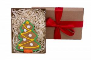 Zestaw świąteczny nr 6 Piernik średni