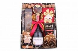 Zestaw świąteczny nr 9 Pudełko z ozdobną obwolutą