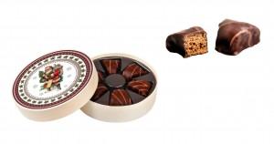 _JAC9824_Bombonierka Drewniana z 6 pierniczkami w czekoladzie deserowej_0600